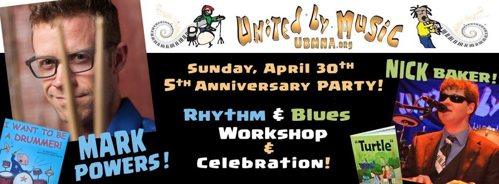 It's a Party! Rhythm & Blues Workshop w/ Recognition Ceremony!
