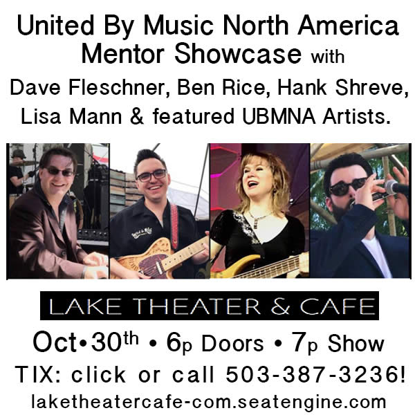 UNITED BY MUSIC NORTH AMERICA ALL STAR PRO SHOWCASE!