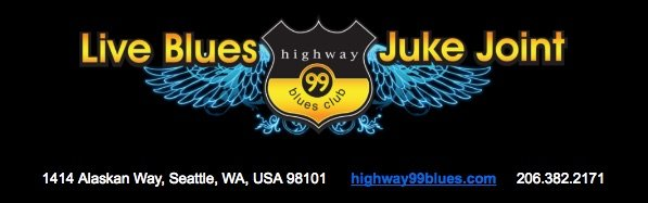 INVITATION FROM ED MALONEY AND Blues Foundation's Keeping the Blues Alive award-winning HIGHWAY 99 BLUES CLUB