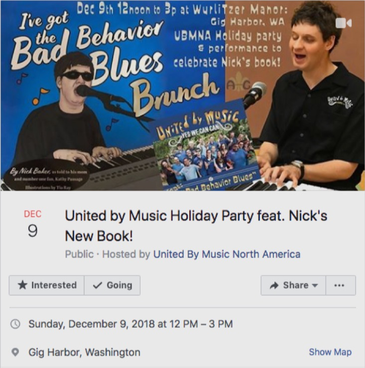 Book Launch Party - You're invited!